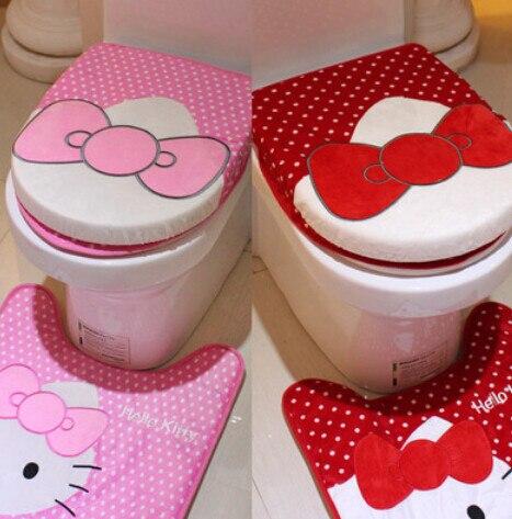 Popular Hello Kitty Bathroom Set-Buy Cheap Hello Kitty Bathroom ...