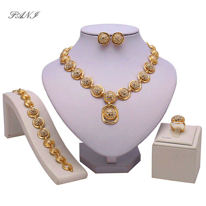 Fani Statement Jewelry Set...
