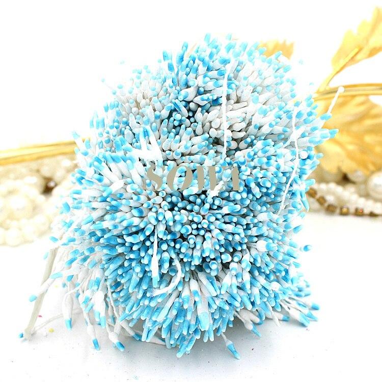 ᑐlivraison Gratuite En Gros 800 Pcs Lot 1mm Ciel Bleu Et Blanc