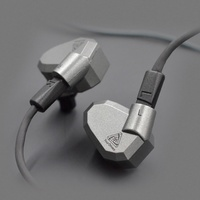KZ ZS5 High Quality Voice Quad Driver Earbuds High Fidelity Earphone With Detachable Cable For Music