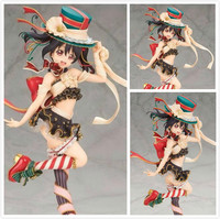 23cm Japanese Anime Alter Love Live Nico Yazawa Action Figure Kids Toys Collection Model Toy