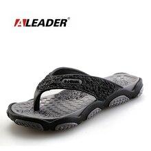 2016 Sandalias de Los Hombres Zapatillas de Verano Zapatos de Plataforma de Goma de Los Hombres Lesiure Ocasional Flip Flop Sandalias de Playa Para Hombres sandalias mujer
