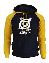 Harajuku Anime NARUTO Hipster Hoodie K-pop Pullover