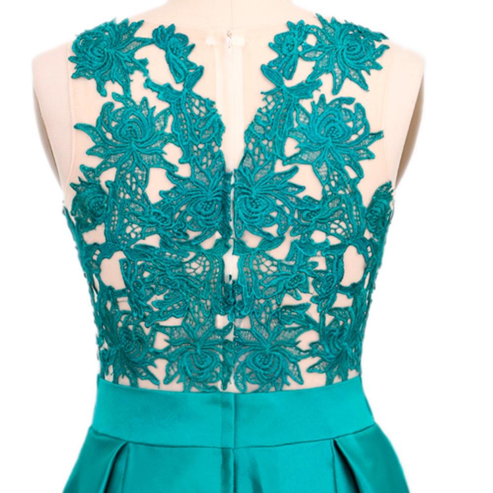 ANTI élégant robes De bal longue hors De l'épaule 2019 Appliques perlées Vestidos De Festa Formature a-ligne robes De soirée robe Gala - 4