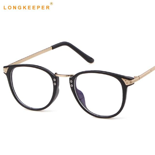 dafcce6f71 Clear Lens Cat Eye Glasses Frame Women 2019 Oversized Spectacle Frames  Transparent Optical Eyeglasses Clear oculos