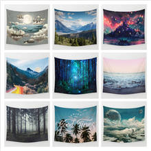 1Pcs Fairy Forest Hanging Wall Tapestry Bohemian Hippie Throw Bedspread Taperstries Home Room Slipcover Decor Decals  sc 1 st  AliExpress.com & Popular Hippie Wall Decals-Buy Cheap Hippie Wall Decals lots from ...