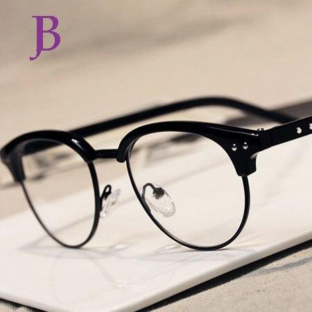 Clássico óculos sem grau coreano quadros de vidro monturas de gafas mulheres  óculos de armação óculos 7af889fe45