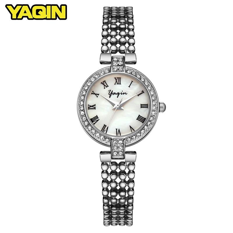 YAQIN Luxury Waterproof Women Watch Women Quartz Watch Women Fashion Watch Relogio Feminino Montre Femme Reloj Mujer