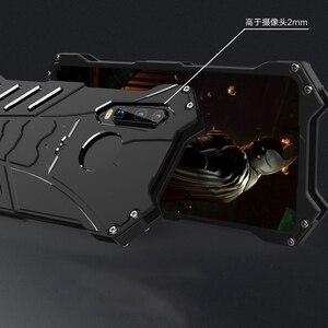 Image 5 - עבור Huawei P30 פרו מקרה R JUST יוקרה אלומיניום מתכת מקרה עבור Huawei P30 פרו Huawei P30 לייט טלפון כיסוי Coque