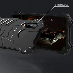 Image 5 - Huawei社P30プロケースR JUST高級アルミhuawei社のP30プロhuawei社P30 lite電話カバーcoque
