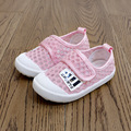 Spring and Summer Children Shoes Mesh Breathable Baby Girls Shoes Kids boys shoes Insole length 12.5~18.8 cm Single Casual shoes