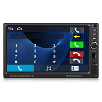 CASKA 8012G 7 2 Din Car Audio MP5 Player Multimedia Support Bluetooth And GPS Navigation USB