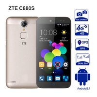Original ZTE Blade A1 4G LTE Cell Phone 5 0 MTK6735 64Bit Quad Core 1 3GHz