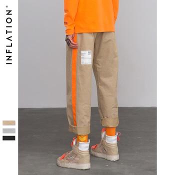 60cf76800795a 98.71 zł. Inflacji fluorescencji korzystając z łączy z boku proste spodnie  na co dzień ...