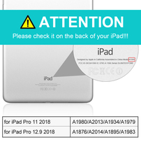 Magnetic Case for iPad Pro