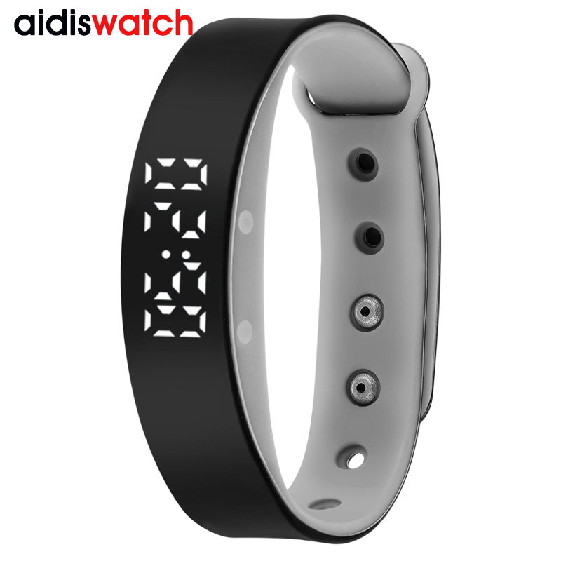 ФОТО Smart Digital Wristwatches Multi-functional Sports wristband Male and Female Students Pedometer and calorie monitor watches