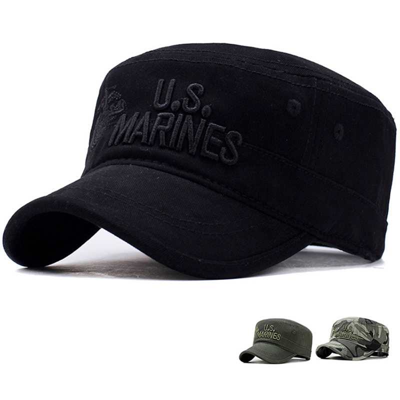 2019 New Brand Cotton Camo Baseball Cap Men Women Camouflage US Air Force US Army Caps Embroidered Tactical Hat Adjustable Hats