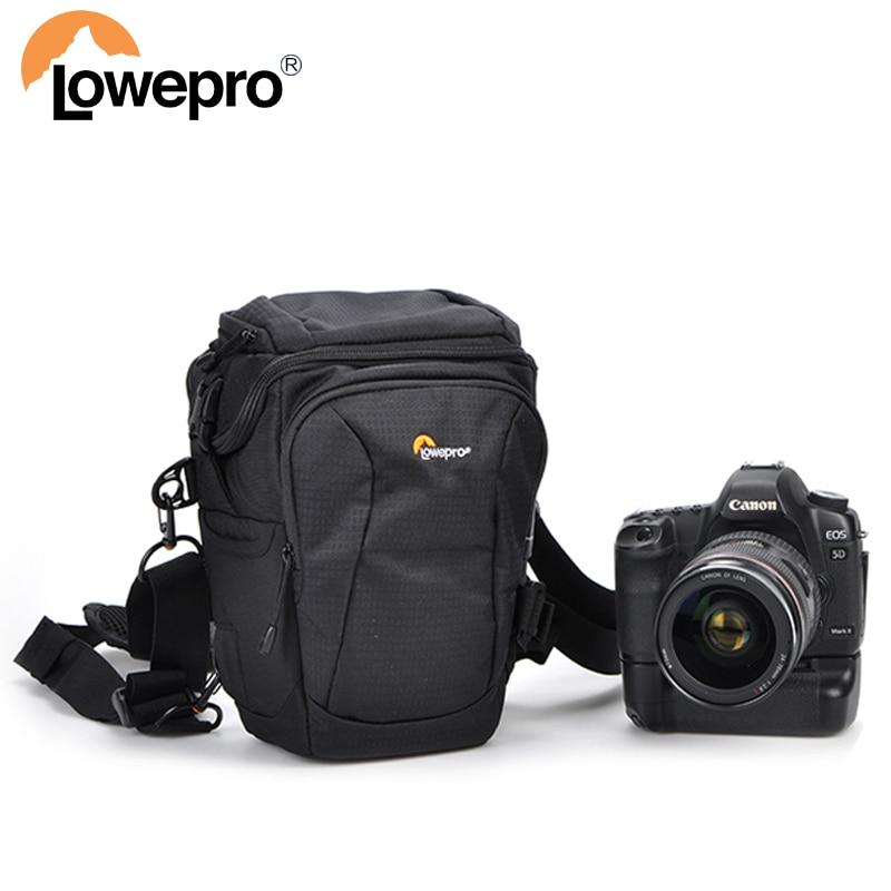 Lowepro Toploader Pro 70 AW II REFLEX Numérique Caméra Triangle Épaule Sac Housse De Pluie Portable Taille Cas Étui Pour Canon nikon