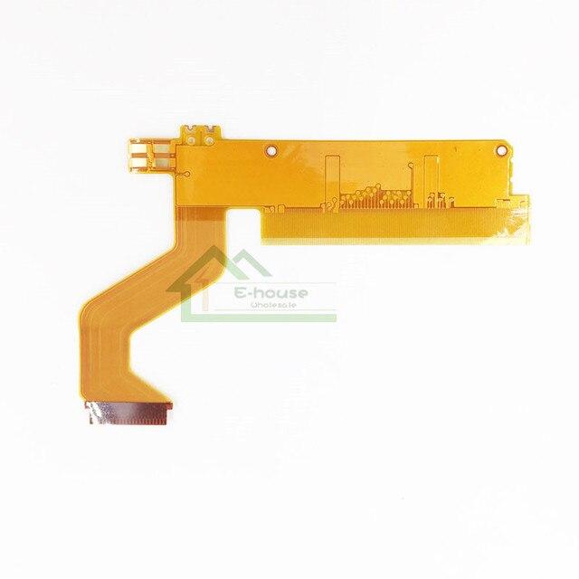 高品質フレックスケーブルリボンケーブル交換用ニンテンドーds lite ndsl用アッパーlcdディスプレイスクリーン修理
