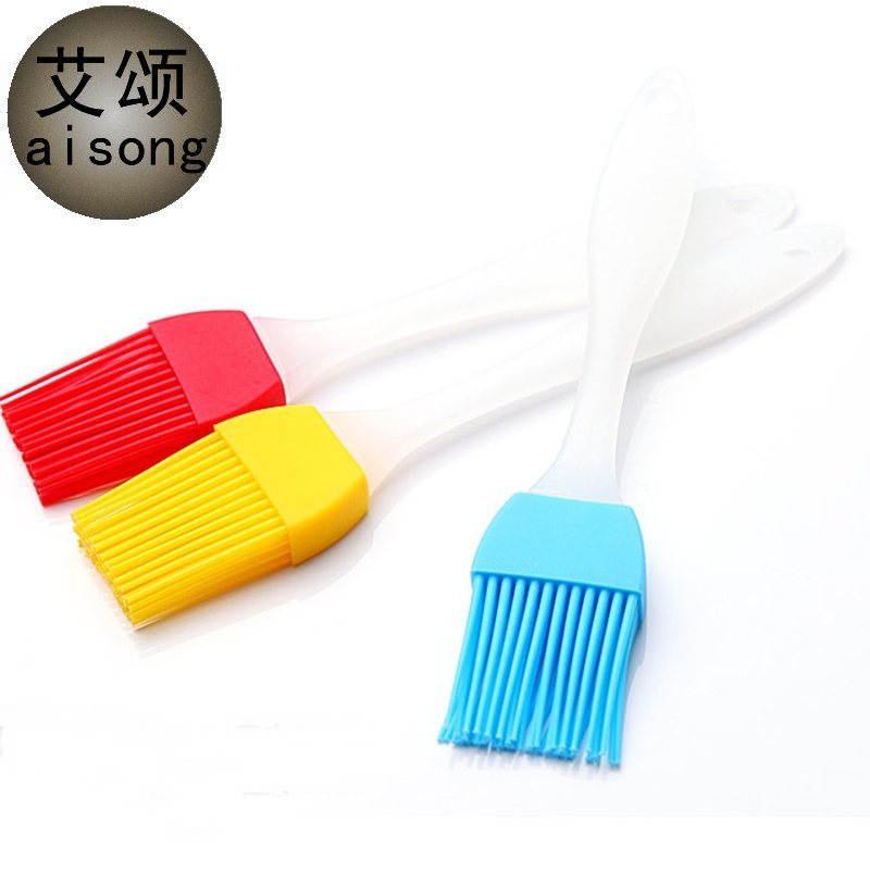 AISONG Split type high-temperature baking kitchen gadget small barbecue brush silicone brush basting brushes barbecue tools