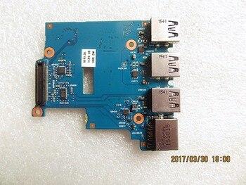 Оригинальный Для hp Probook 650 G1 655 G1 USB аудио бортовой сети Интерфейс доска 6050A2566801-USB-A03 6050A2566801