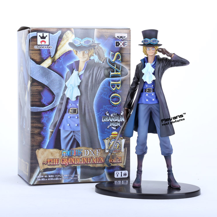 Anime One Piece DXF Sabo 15th Anniversary PVC Action Figure Collectible Model Toy 7 18cm alessandro birutti сумка 4007 abir4007 капучино кор симф