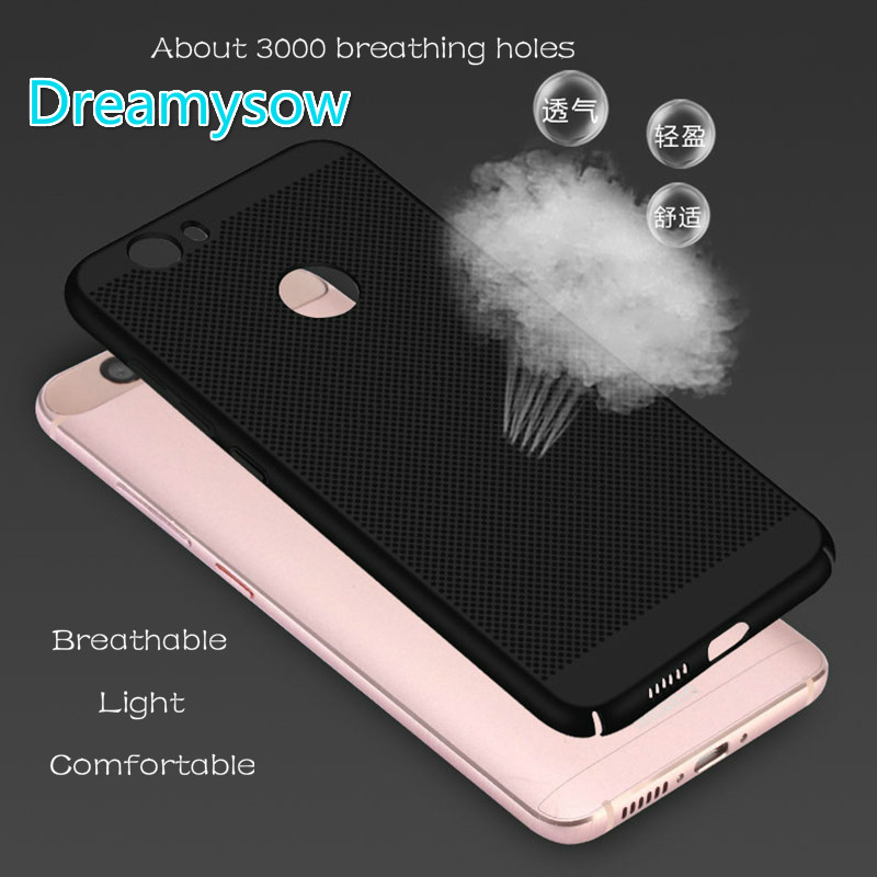 Heat-radiating Case For Huawei Ascend P8 P9 P20 Pro 2017 P10 Nova 2 6X 7X Honor 9 5C Pro 8 Lite 6A Y3 Y5 Y6 II