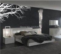 Galhos de árvores grandes adesivos de parede Removível início arte adesivos de Parede Decalques de parede 2017 Venda Quente esculpir PVC Vinil Adesivos de Parede decoração XL