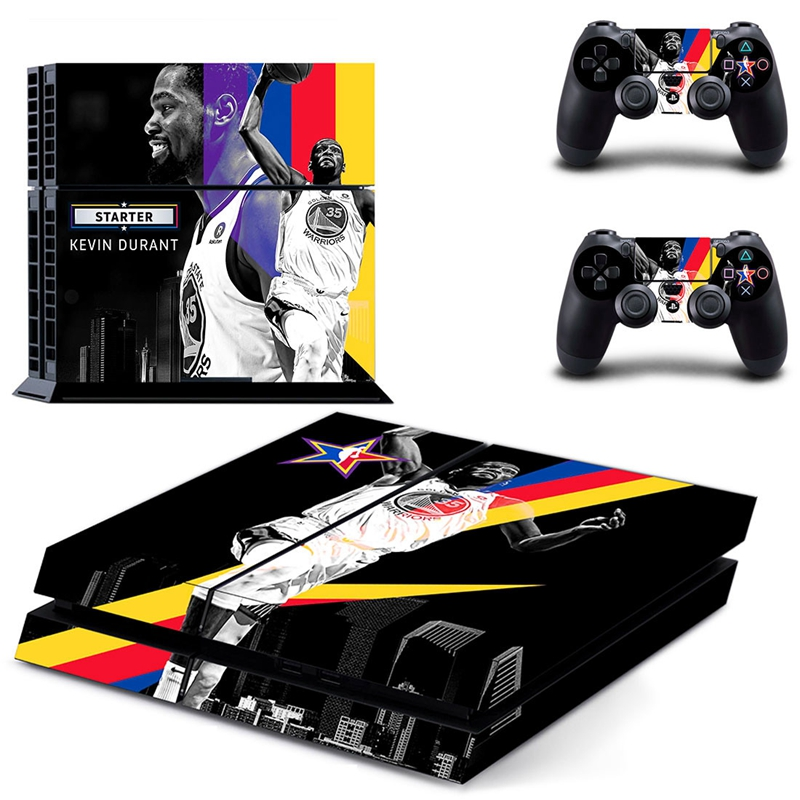 Image 3 - HOMEREALLY PS4 Stickers KING DOM HEARTS Cover Decal PS4 Skin Sticker For Sony Play Station 4 Console and Controller Skin-in Stickers from Consumer Electronics