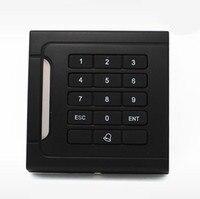 Grande Capacidade de 6399 Cartão de IDENTIFICAÇÃO Do Usuário & Senha de Controle de Acesso Única Porta