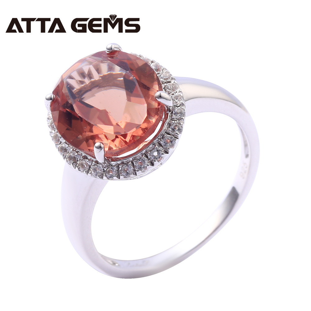Zultanite Sterling Silver Ring 6.8 Carats Created Zultanite Silver Ring For Women Color Change Stone Design Fine Jewelry Wedding