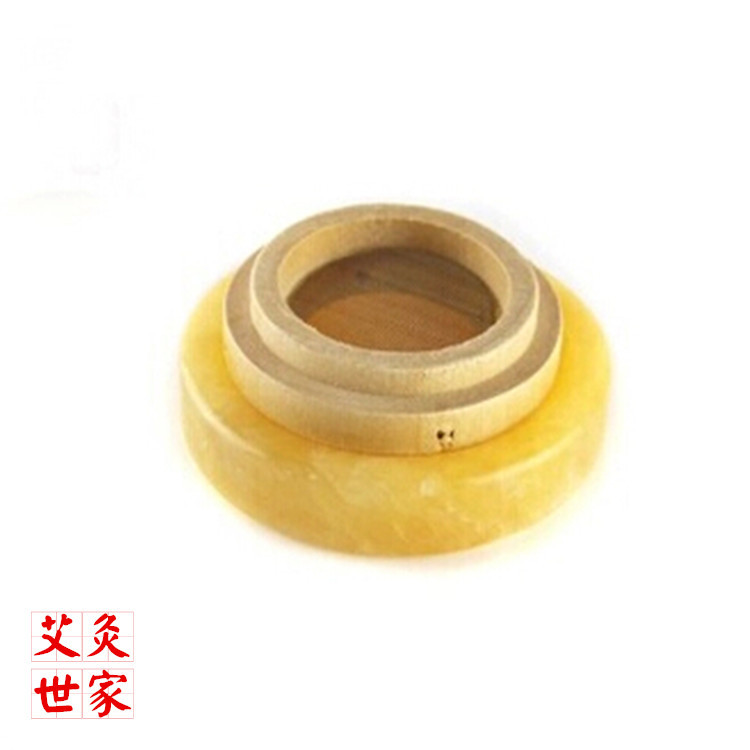 Ai Tuo ginger moxibustion jade mat acupuncture massage use ai fuluo iflow