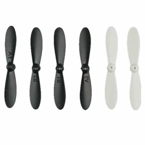 Hot Sale Propellers For Jjrc H20 Screw font b Rc b font Drones Blade font b