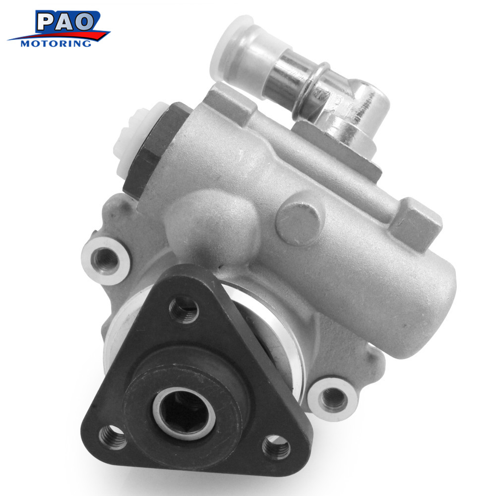 Power Steering Pump New Fit For Audi A4 Audi A4 Quattro Volkswagen OEM 330422155B 8D0145156K, 8D0145155QX e2c free shipping new radiator engine cooling fan for audi a4 quattro a4 oe 8e0 959 455k 8e0959455k