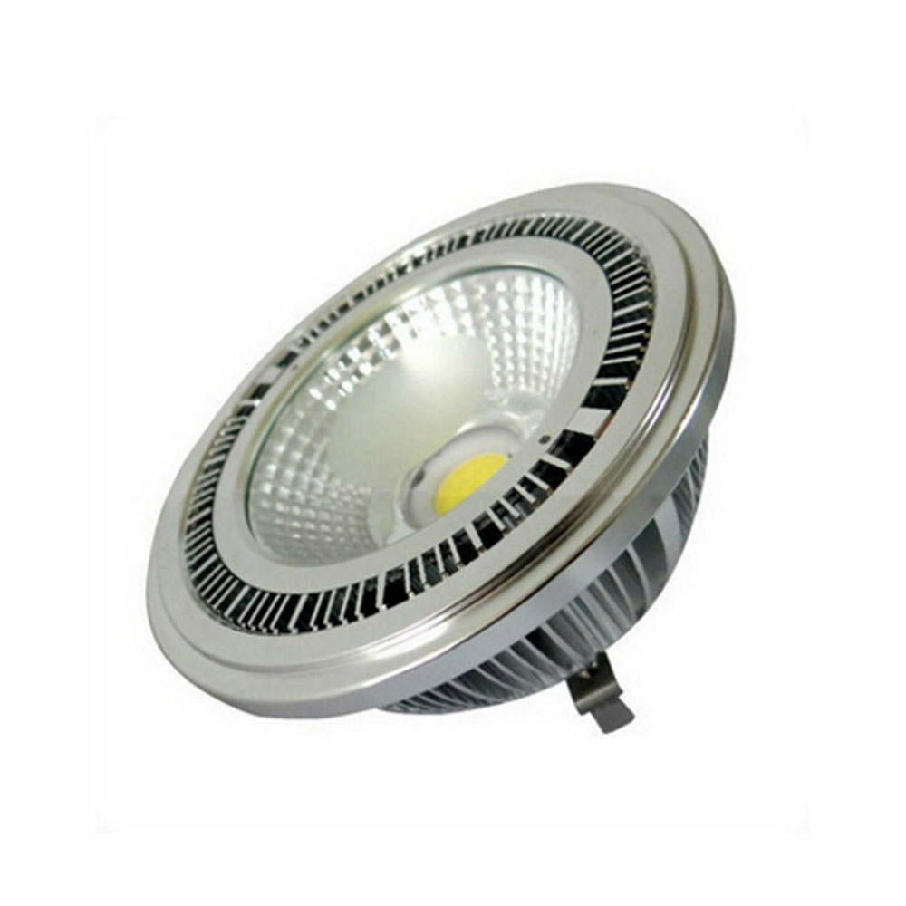 Led G53 Us 9 8 38 Off Dimmable 10w Cob Led G53 Ar111 Lamp Ac85 265v Gu10 Ar111 Spotlight Warm White Cold White Free Shipping In Led Spotlights From Lights