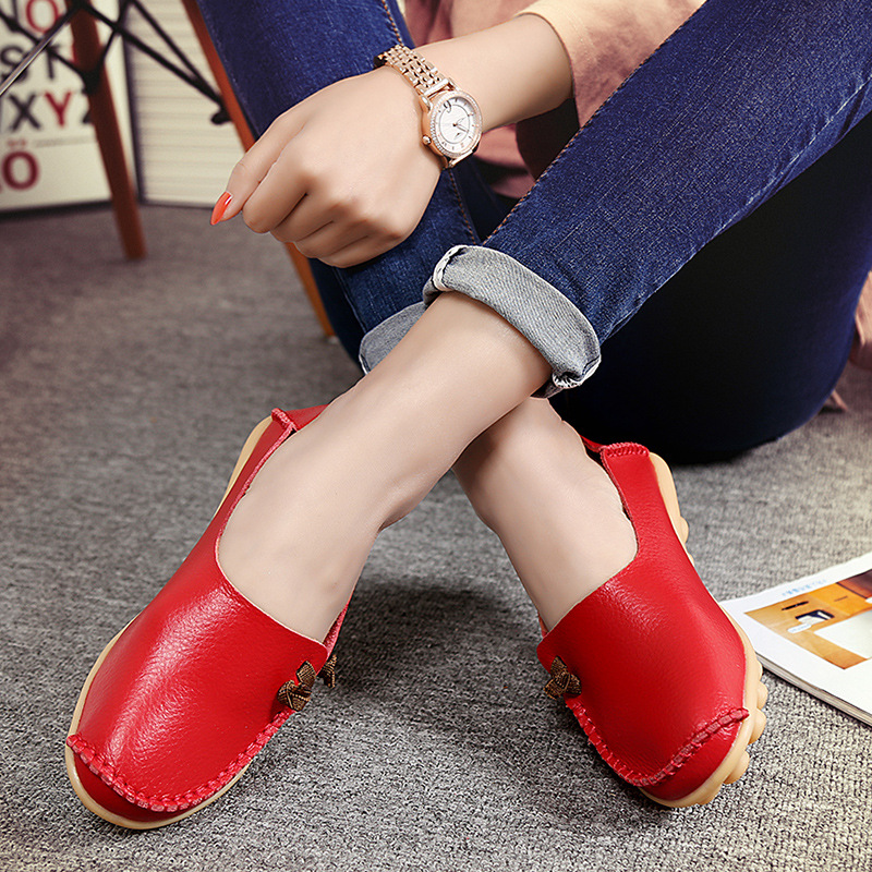 Women casual shoes woman flats