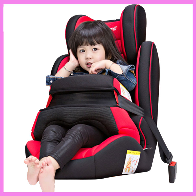 High Quality Portable Baby Child Car Safety Seat Kids Removable Front Car Safety Belt Protection Chair new heighten baby car child safety seat 1 12 years old kids protection portable child safety car seat baby sitting chair in car