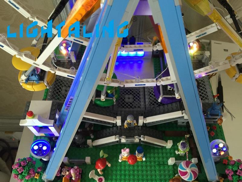 Жарықдиодты жарықдиодты жарық - Дизайнерлер мен құрылыс ойыншықтары - фото 3