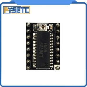Image 2 - Piezas de impresora 3D, 20 unids/lote, controlador de Motor paso a paso LV8729, módulo de Controlador Ultra silencioso PCB de 4 capas Compatible con Lerdge
