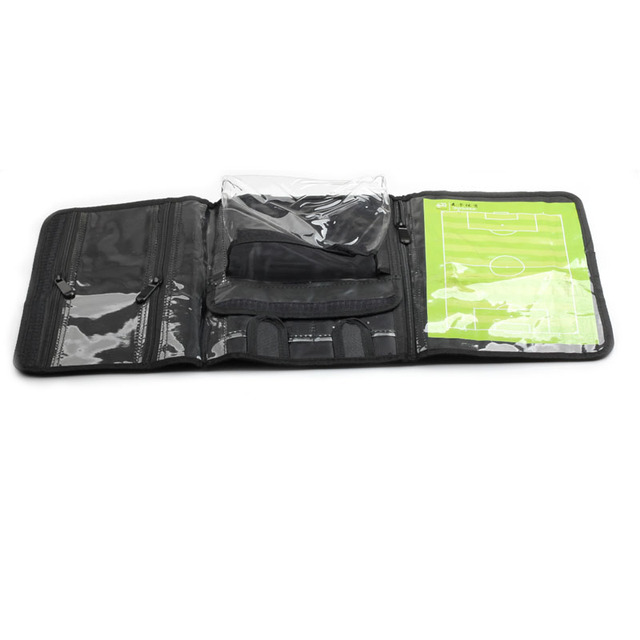 Football Referee bag Professional Soccer wallet for referee equipment portable Sports Football Match bags equipment