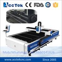 750 Вт/1000 Вт/2000 Вт углерода ЧПУ волокна лазерной резки металла, машины цена
