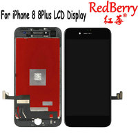 Redberry AAA Grade For IPhone 8 8Plus LCD With 3D Touch 100 Guarantee No Dead Pixel