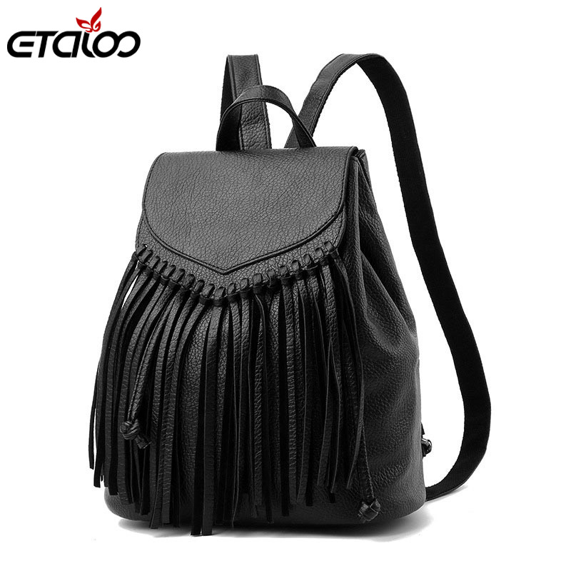 New tide female backpack women backpack spring and summer students fashion casual Korean women s bag