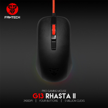 Fantech G13 DPI 800-2400 Professional Wired  Gaming Mouse USB For PC Laptop Pro PC Computer Office