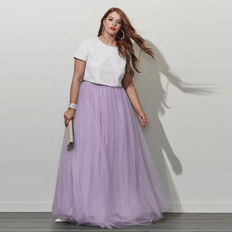 Popular Lavender Maxi Skirt-Buy Cheap Lavender Maxi Skirt lots ...