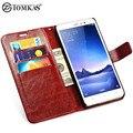 Xiaomi redmi note 3 pro caso tampa do caso redmi note 3 tomkas carteira de couro do caso da aleta para xiaomi redmi note 3 pro prime telefone