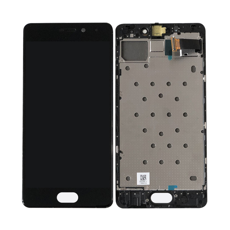 Image 2 - Tested M&Sen For 5.2'' Meizu Pro 7 M792H M792Q AMOLED LCD Display Screen With Frame+Touch Panel Digitizer For Meizu Pro7 Frame-in Mobile Phone LCD Screens from Cellphones & Telecommunications