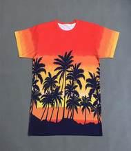 153fd7a227224 Nouveau kpop BTS Bangtan garçons suga Bigbang TaeYang le même autour de la  chemise lâche hawaïen noix de coco Orange à capuche c.