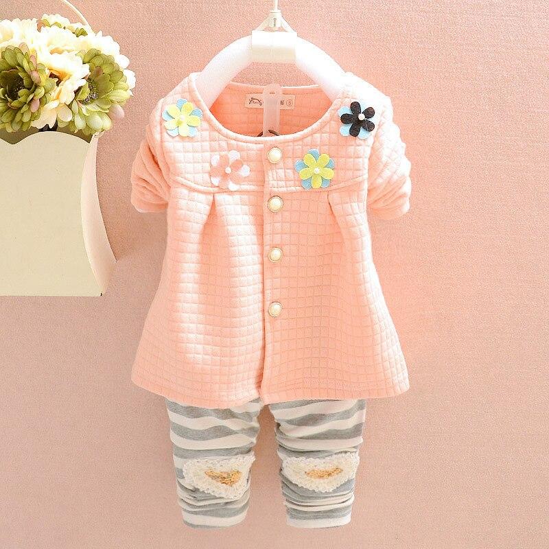 Aliexpress.com : Buy female baby Autumn Korean girls long ...