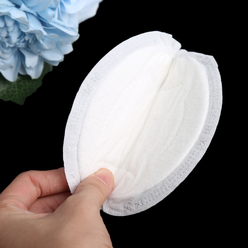 10pcs/Set Breast Pad Mommy Nursing Pad Disposable Breast Nursing Pads Spill Prevention Breast Feeding Breast Milk Pad
